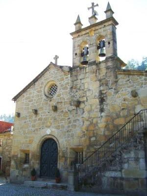 Igreja de Granja do Tedo